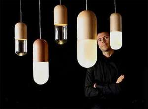 网友推荐创意LED灯具周转车